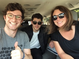 Dance-Van Collab with Nick Jonas