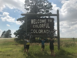 MADE IT TO CO (aka the promised land)