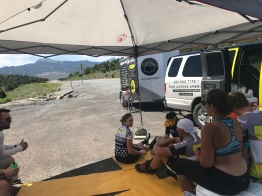 Lunch stop