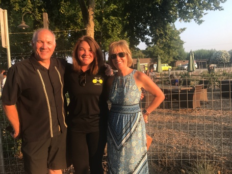 Parent humans in Napa -- they just followed me around this whole country.